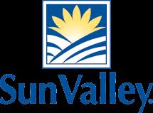 Sun Valley Floral logo