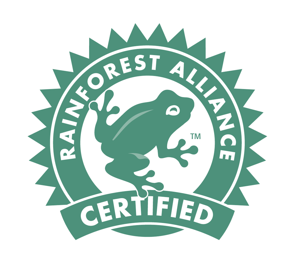 rain forest alliance seal